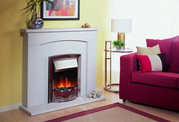 Inset Fire - Adagio Chrome - ADG20 - 2-2