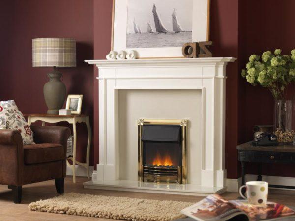 Inset Fire - Horton Brass - HTN20BR - 0-1