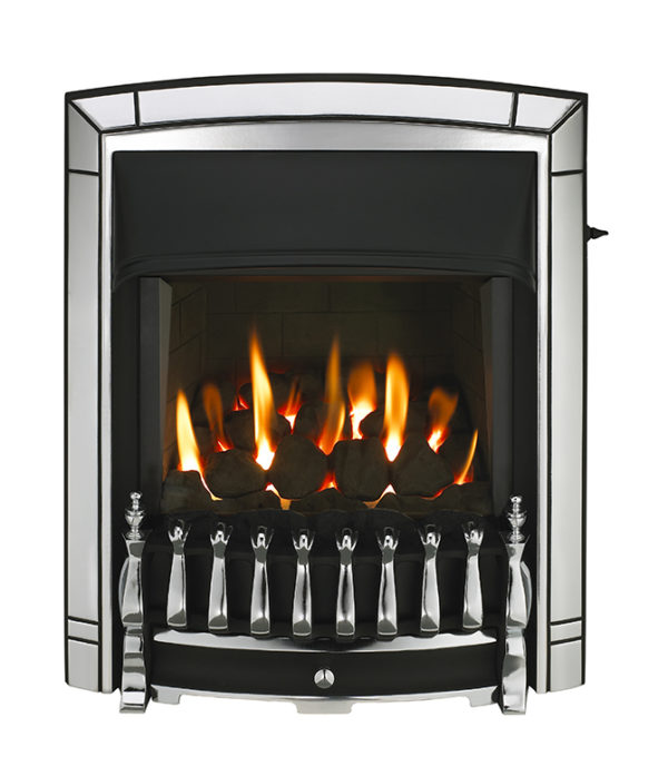 0576111 Dream Homeflame Chrome