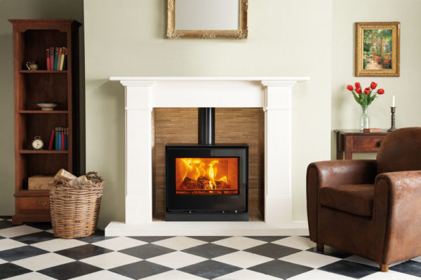 Freestanding-Elise-680-Glass-with-Plinth-in-Claremont-Limestone-mantel-LB