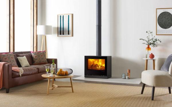 Freestanding-Elise-GLASS-680-woodburning-LB