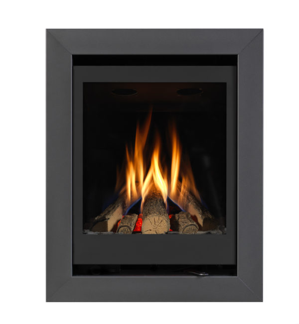 Inspire 400 FS L 4-Sided Grande Trim Anthracite Mirrored Linier HR