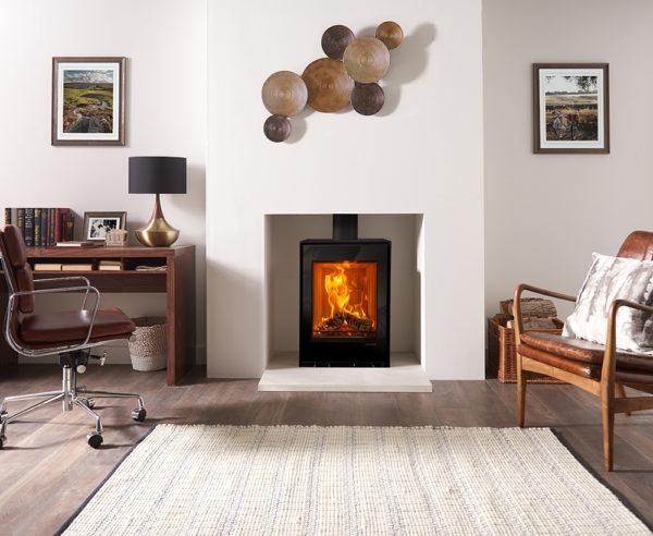 Stovax-Freestanding-Elise-Glass-540T-multi-fuel-burning-logs-lb
