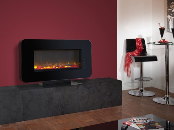 celsi_touchflame_logs_black_stand