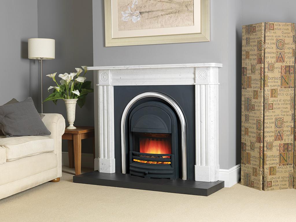 Cast Tec Majestic Integra Cast Insert Quality Fireplaces
