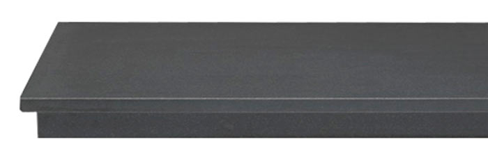 Honed Granite Hearth Quality Fireplaces