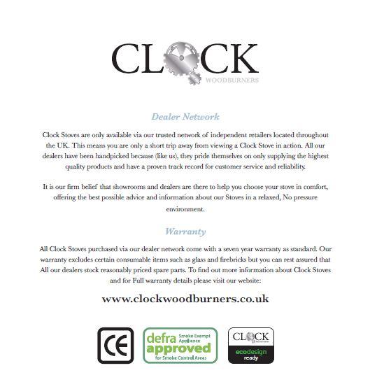 clock dealership