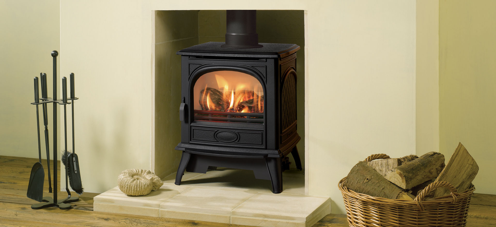 Dovre 280 Gas Stove Quality Fireplaces